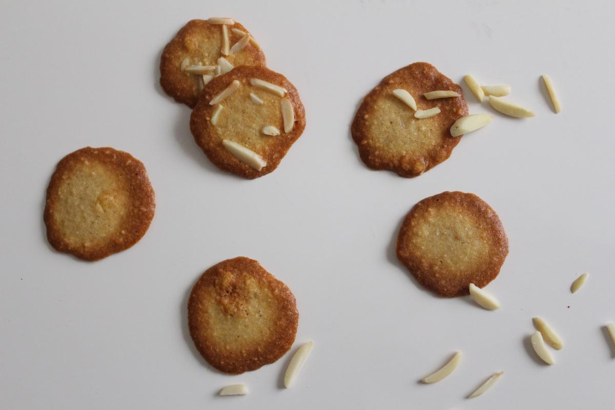 Tarçınlı kurabiye (Speculoos)